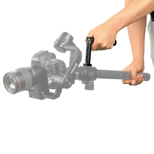 Dazzne Ronin S Handle Grip Gimbal Extension Rod Holder Mount