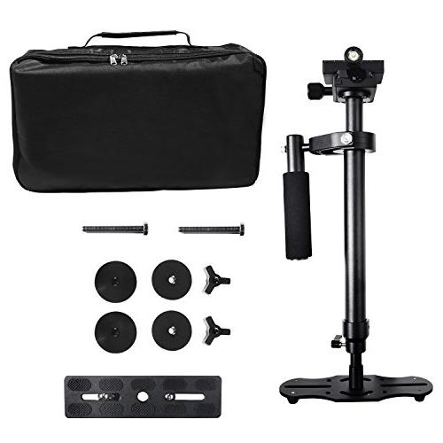 S40 15.8'/40CM Camera Stabilizer for DSLR Stedicam Canon Nikon Video Camera