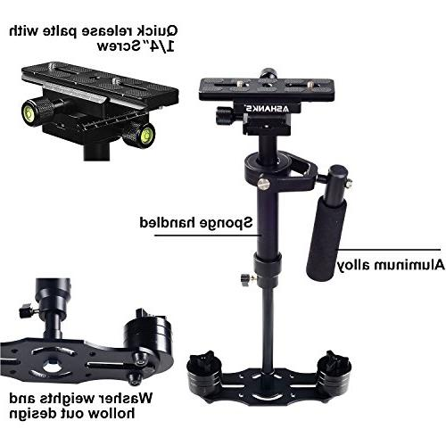 S40 Camera Stedicam Canon Video Camera
