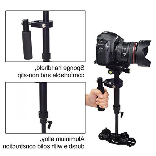 S40 Camera Stabilizer DSLR Stedicam Video