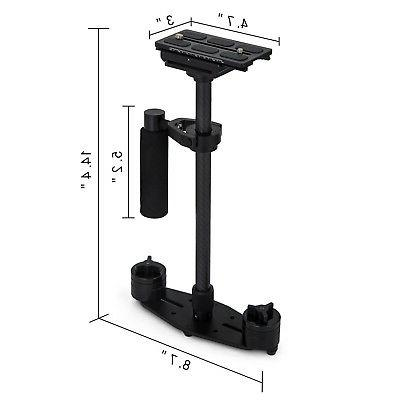 S60T Fiber Stabilizer Canon Steadicam Video