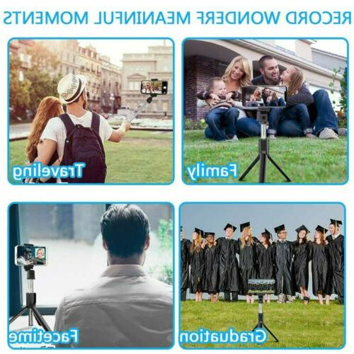 Selfie Stick Tripod Desk Stand Phone Stabilizer For Samsung