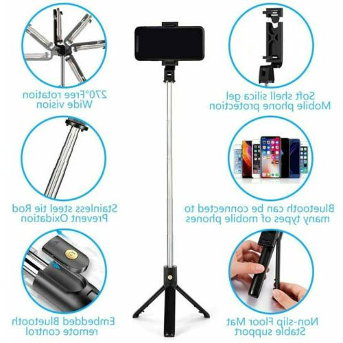 Selfie Stick Desk Stand Stabilizer For