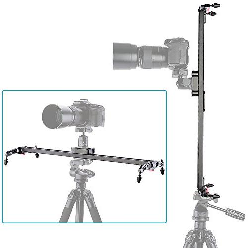 Video Slider Stabilizer Stabilization 5KG/176 Ounce Capacity , Perfect for and Video