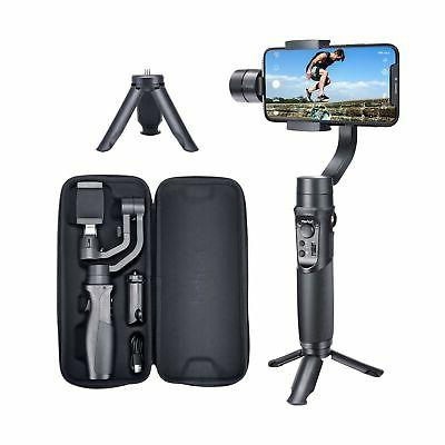 smartphone gimbal 3 axis stabilizer