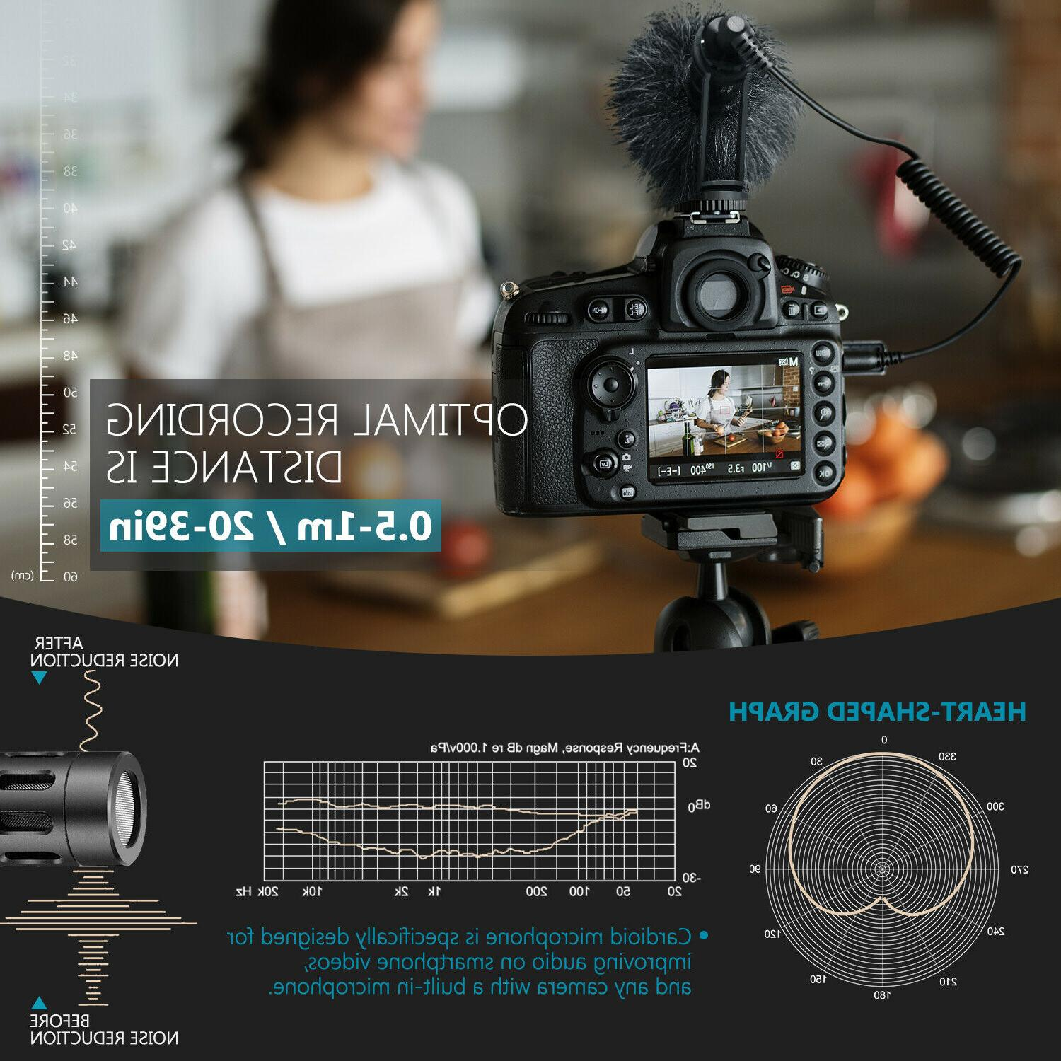 Neewer Rig Filmmaker Grip Tripod Mount with Phone