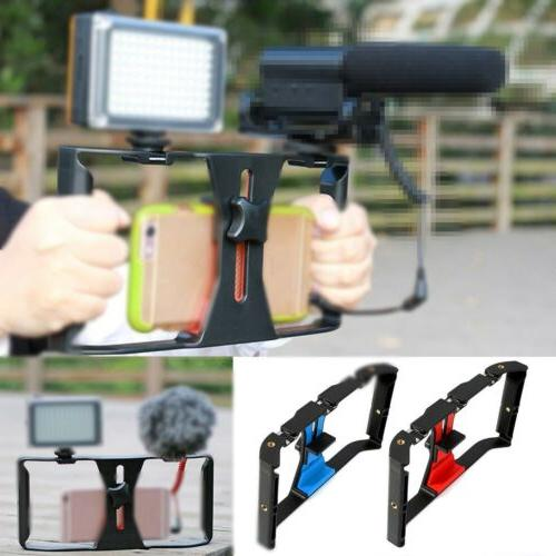 Video Stabilizer Case Mount Filmmaking for Vlog