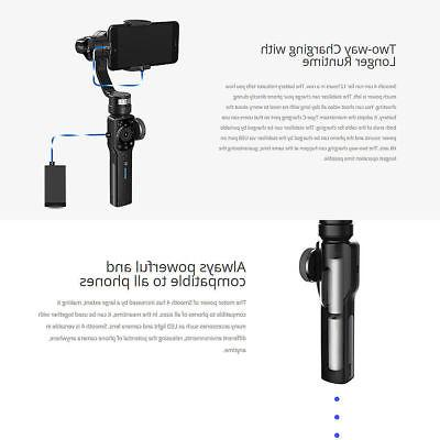 Zhiyun 3-Axis Handheld Gopro Stabilizer For iPhone