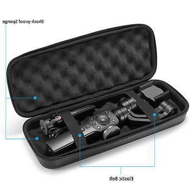 smooth 4 black gimbal stabilizer for smartphones
