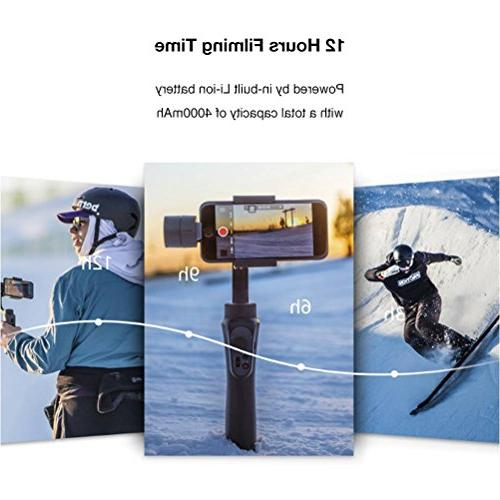 Zhiyun 3-Axis Gimbal Stabilizer for up 6 inches