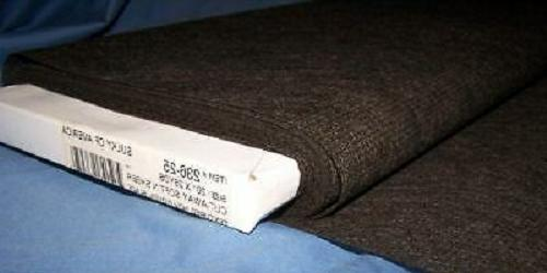 """SULKY SOFT'n'SHEER EMBROIDERY STABILIZER!20""""x25yd!BLACK"""