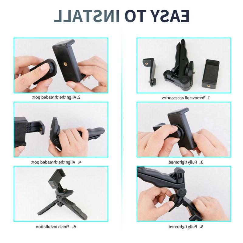 Stand Handheld Stick For GoPro Camera Cell