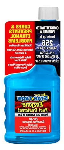 Star Tron Enzyme Fuel Treatment - Concentrated Gas Formula 1