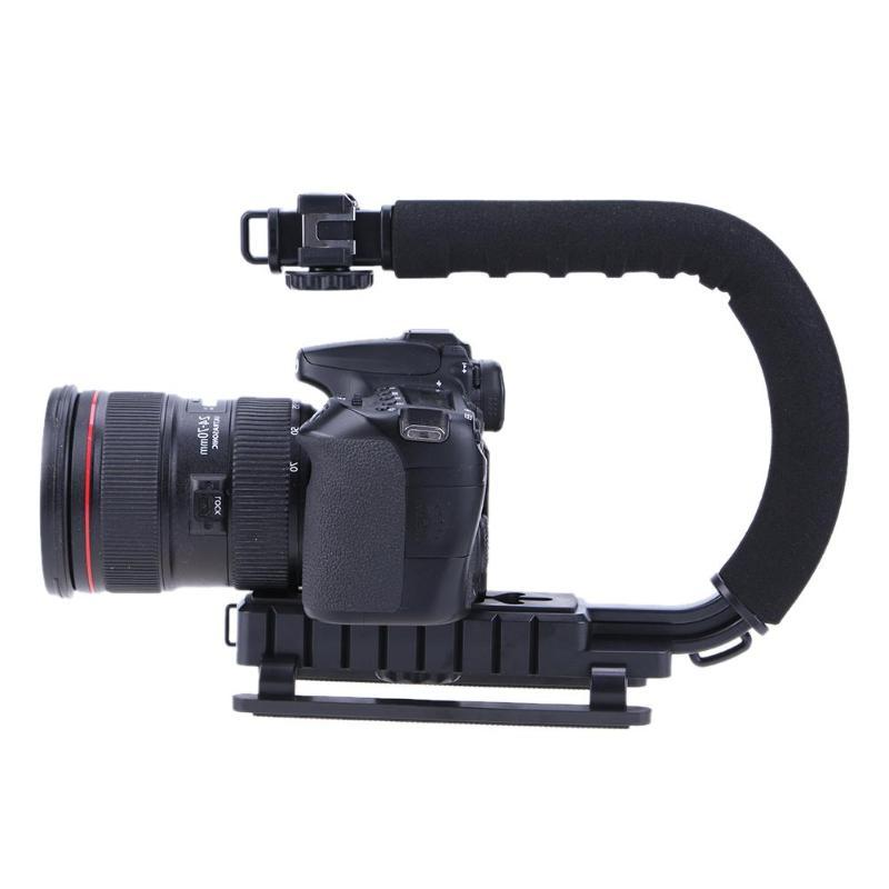 U-Grip Video Action <font><b>Stabilizers</b></font> Sony DSLR iPhone Smartphone