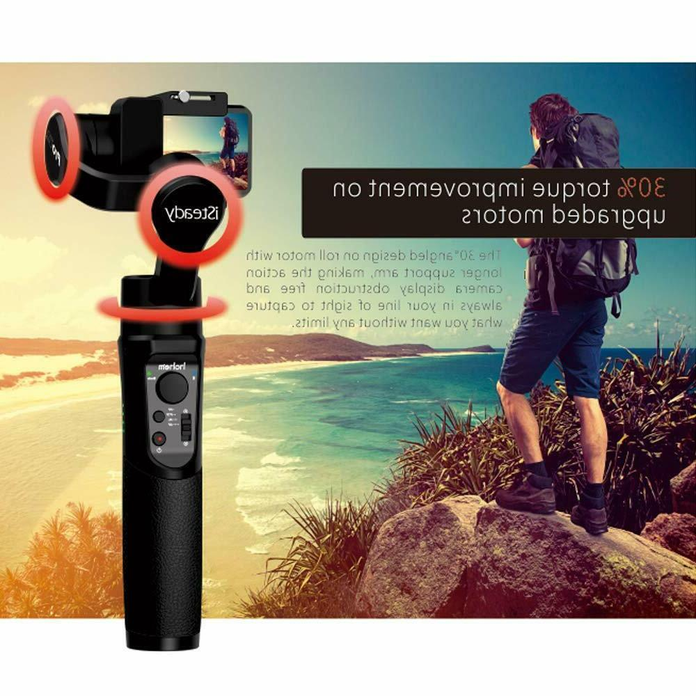 US iSteady Pro 2 Handheld Gimbal Stabilizer For GoPro