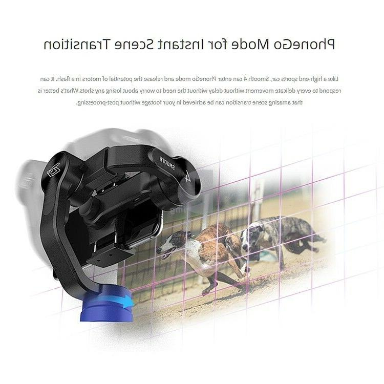 US Warehouse 4 3-Axis Gimbal Stabilizer-
