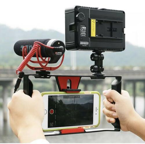 video camera cage stabilizer film making rig
