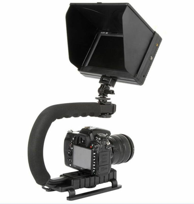 Video Camera Stabilizer Mount Grip for Iphone DSLR