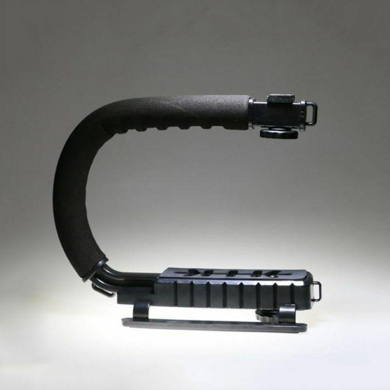 Video Camera Stabilizer Mount Grip for Iphone Canon DSLR