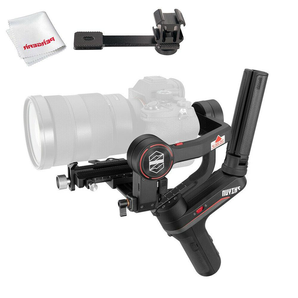 weebill s 3 axis gimbal handheld stabilizer