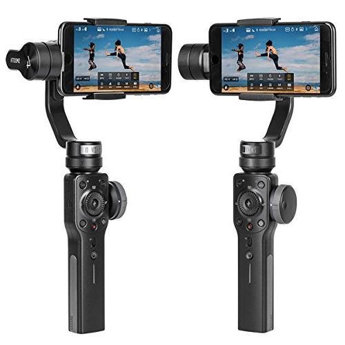 Zhiyun Smooth Handheld Phone Camera w/Focus Pull&Zoom for X/8 Galaxy S9+/S8/S7/S6