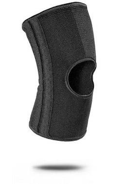Mueller Sport Care Small/Medium Elastic Knee Stabilizer, 1.0