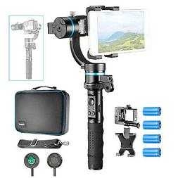 Neewer 3-Axis Handheld Stabilizer Mountable Detachable Wired