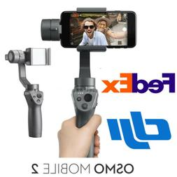 DJI Osmo Mobile 2 3-Axis Phone Gimbal Handheld Stabilizer Fo