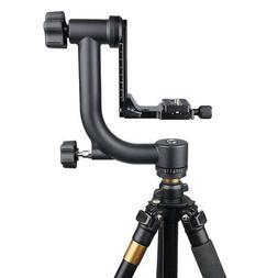 Professional Gimbal Tripod Head for DSLR and DV Cameras Weig