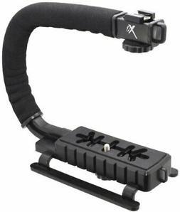 Professional Video Stabilizing Handle for DSLR Cameras/Camco