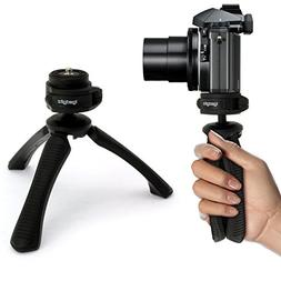 iGadgitz PT310 Mini Lightweight Table Top Stand Tripod and G