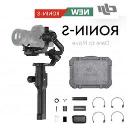 DJI RONIN-S Three-Axis  Motorized Gimbal Stabilizer For DSLR
