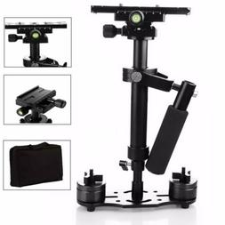 S40 40CM Handheld Stabilizer Steadicam for DV DSLR Camera Vi