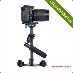 S40T Handheld Stabilizer Carbon Fiber Steadicam for Canon Ni