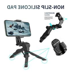 Stand Phone Stabilizer Holder Handheld Selfie Stick For GoPr