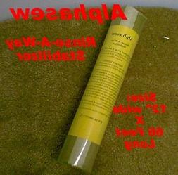 Alphasew Sewing Embroidery Stabilizer Rinse-A-Way