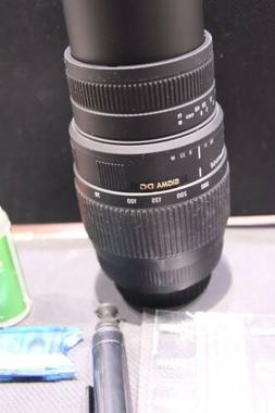 Sigma 70-300mm f4 DG OS Zoom for Canon W/IMAGE STABILIZATION