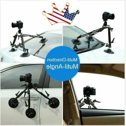 SK-1 Professional Video Suction Pad Cup Car Mount DSLR Camer