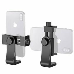 Neewer Smartphone Holder Vertical Bracket with 1/4-inch Trip