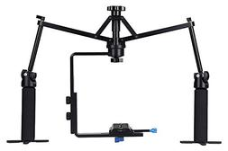 ASHANKS Camera Video Spider Handheld Stabilizer Rig Mechanic