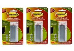 Command Sticky Nail Sawtooth Hanger, 5-Pound, -3 Pack