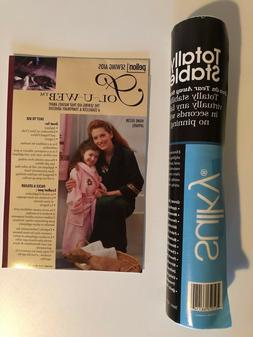 Sulky Totally Stable Stabilizer and Sol-U-Web for Sewing and
