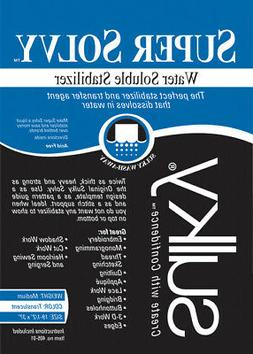 """Super Solvy Water Soluble Stabilizer-20""""X36"""