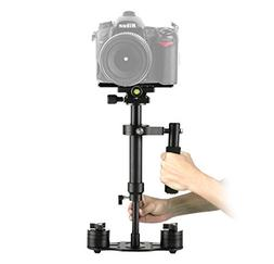 "Dazzne S40 Camera Stabilizer DSLR 15.75""/40cm Steadycam with"