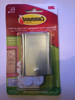 Command Universal Picture Hanger w/Stabilizer Strips, Jumbo,