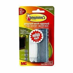 Command Universal Picture Hangers w/ Stabilizer Strips, 3-Ha